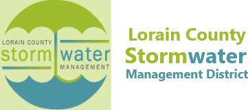 Lorain County Stormwater Management District Logo